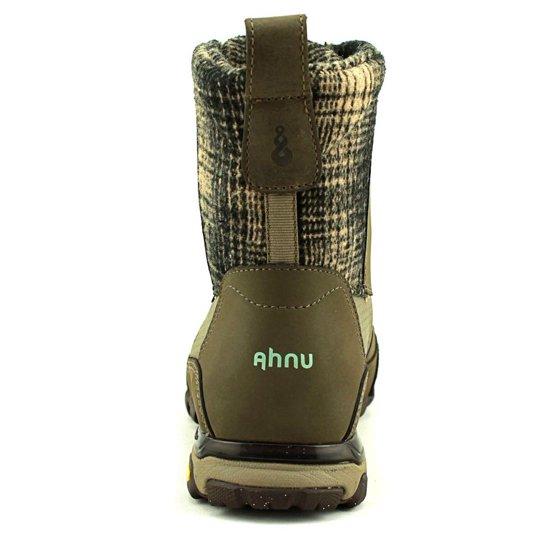 16b824f563f Ahnu Women's Sugar Peak Insulated Waterproof Alder Bark Mid-Calf Leather  Hiking Boot - 6M
