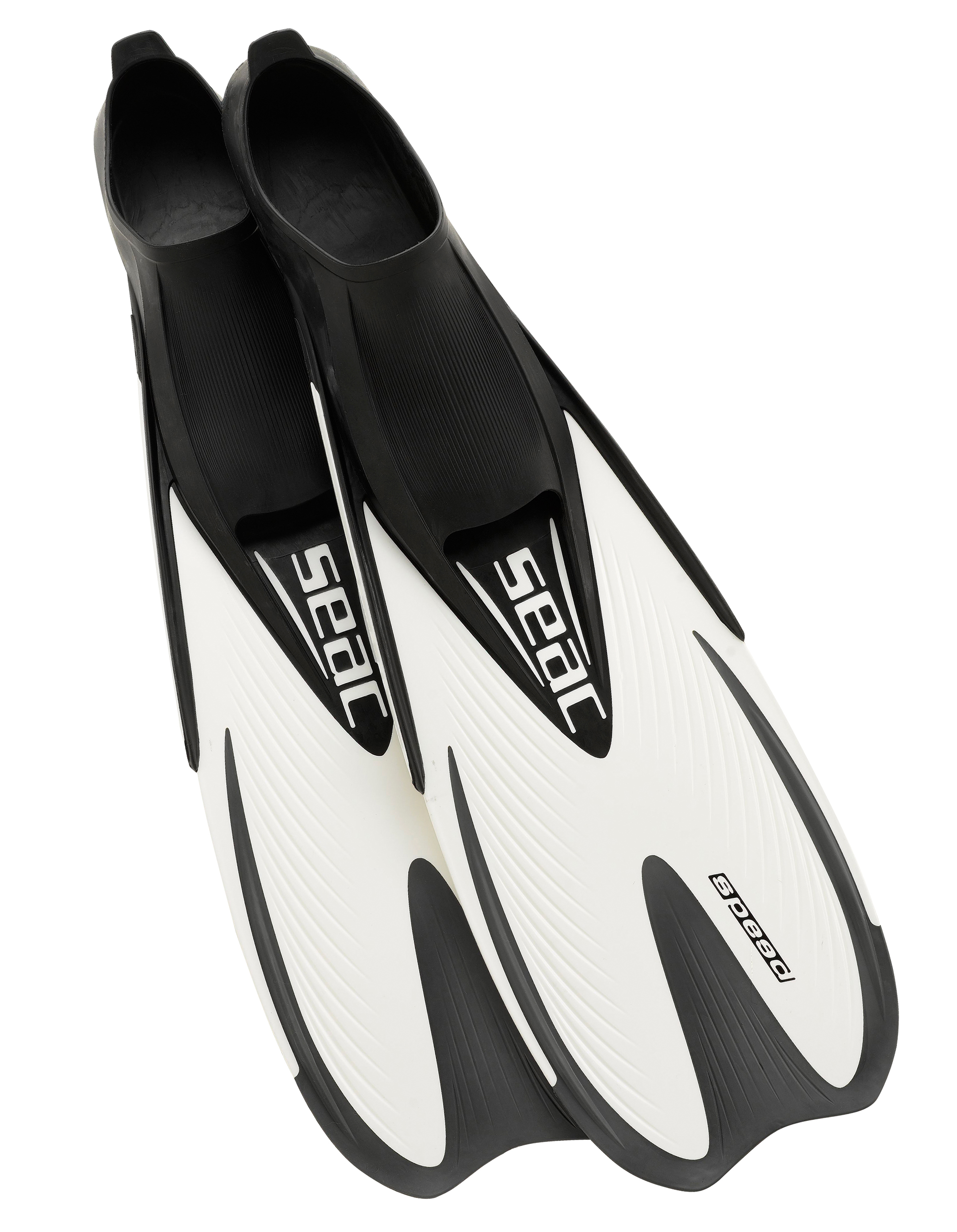 Seac Speed Full Foot Pocket Snorkeling Fin by