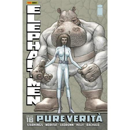 Elephantmen volume 1B: Pure verità (Collection) - eBook