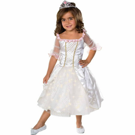 Fiber Optic Fairy Tale Princess Child Halloween Costume
