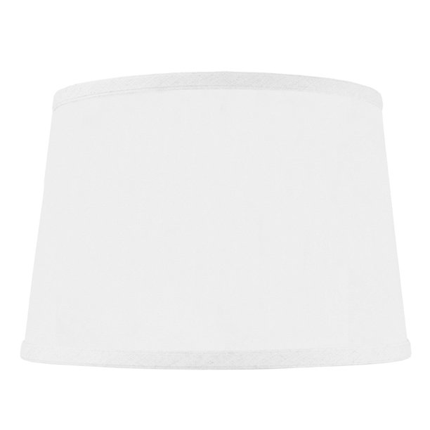 10x12x8 Slip Uno Fitter Hardback, Slip Uno Drum Lamp Shades