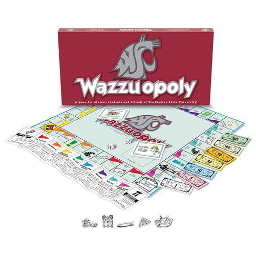 Washington State University - Wazzuopoly Board Game