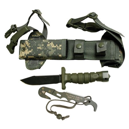 Ontario Knife Company ASEK Survival Military Knife