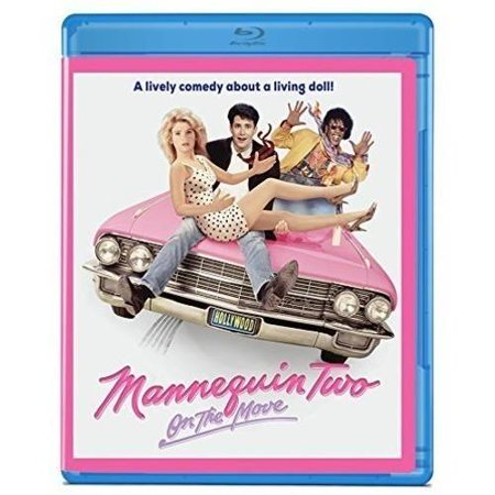 Mannequin on the Move (Blu-ray)
