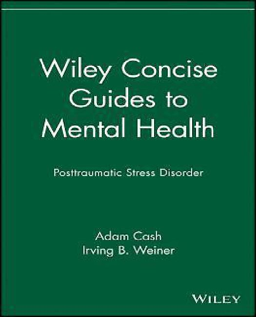 TRAUMATIC STRESS DISORDER POST
