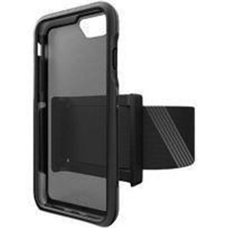 half off 1aff9 c65ba BodyGuardz Trainr Pro Case and Armband for Apple iPhone 8 7 6s -  Frost/Black (Refurbished)