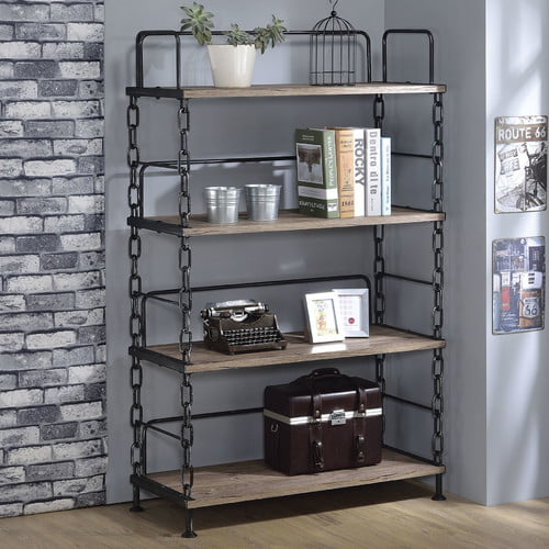 ACME Furniture Jodie 59'' Etagere Bookcase by