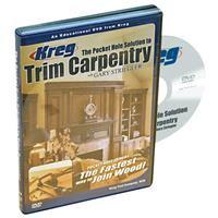 Kreg V07-DVD The Pocket Hole Solution to Trim Carpentry