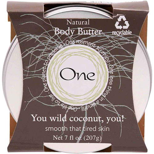 Body Butter - You Wild Coconut You 7oz