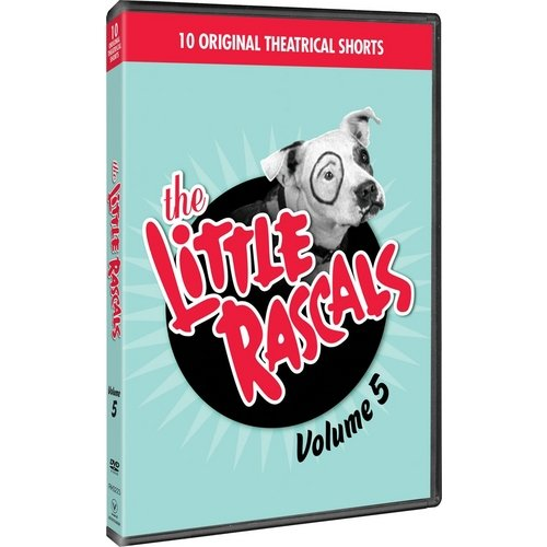 The Little Rascals: Volume 5 (Full Frame)