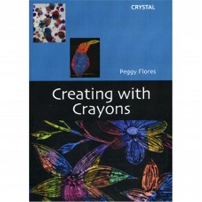 American Educational CP0280 Creating with Crayons - Flores - image 1 of 1