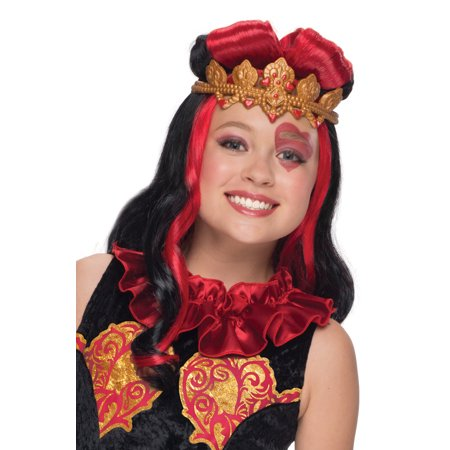 Lizzie Hearts Wig (Best Wig Outlet)