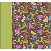 "MBI Cute Doggie Postbound Album, 12"" x 12"""