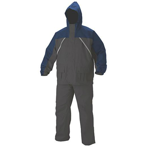 20mm PVC Nylon Rain Suit by COLEMAN