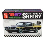 AMT 1967 Ford Shelby GT350 (Black) 1:25 Scale Model Kit