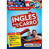Curso de ingls para el carro (Ingls en 100 das) / English in the Car. Ahorro Audio Pack