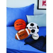 Melissa & Doug® Personalized Sports Throw Pillows