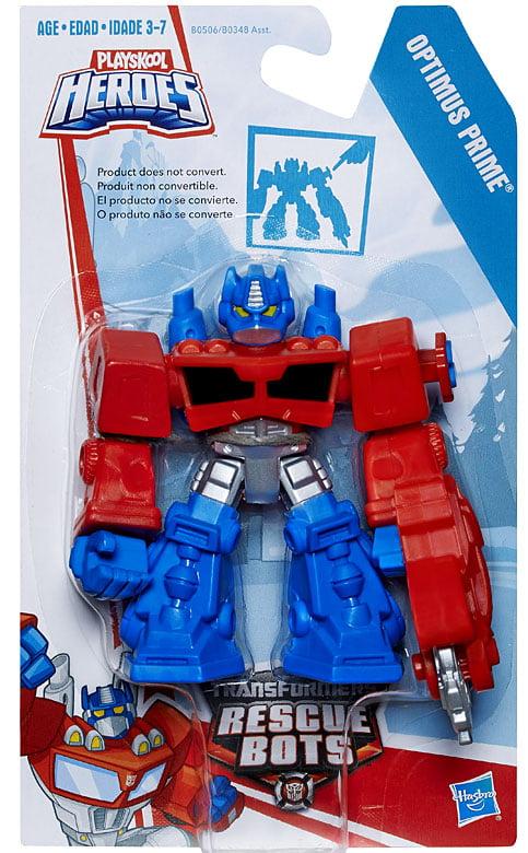 Transformers Rescue Bots Playskool Heroes Optimus Prime Action Figure [2015] by Generic