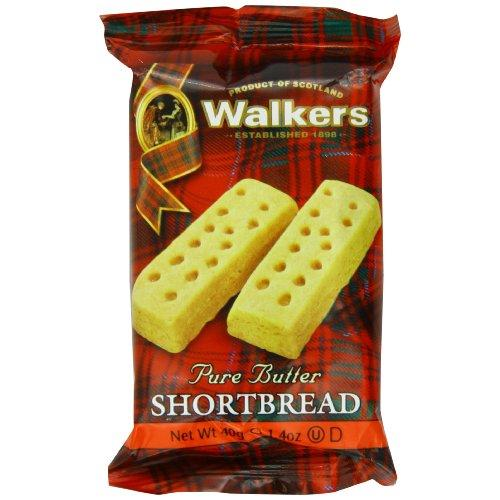 Walkers Cookie - Individually Wrapped - Butter - 24 / Box (W116_35)