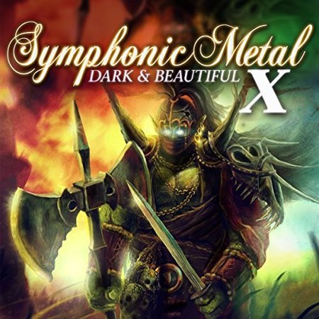Symphonic Fragments - Symphonic Metal 10: Dark & Beautiful / Various (CD)