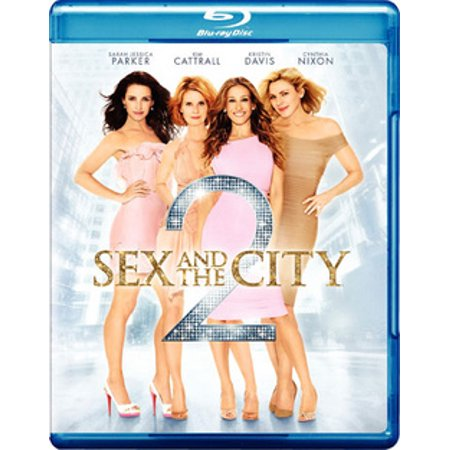 Sex and the City 2 (Blu-ray) (Sex And The City 2 Blu)