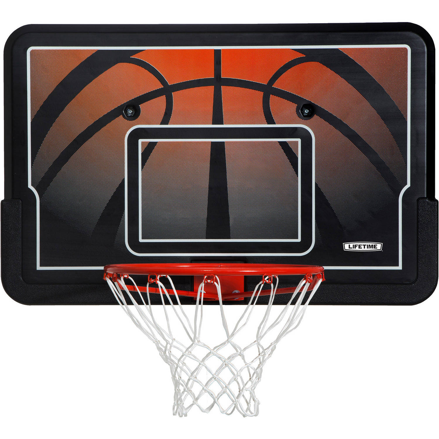 Lifetime Basketball Backboard And Rim Combo 44 Inch Impact 90703