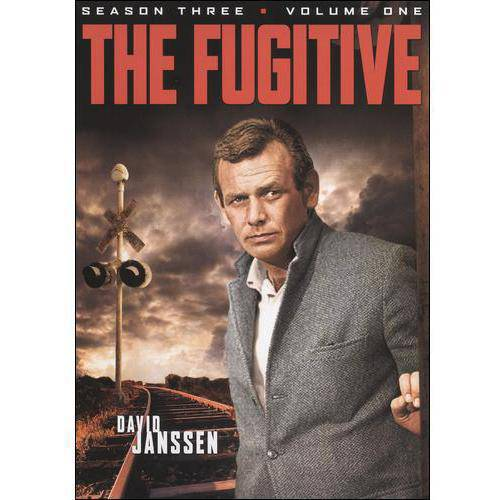 The Fugitive: Season Three, Vol. 1 (Full Frame)