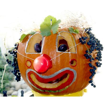 LAMINATED POSTER Pumpkin Orange Deco Halloween Thanksgiving Autumn Poster 24x16 Adhesive Decal - Halloween Colors Demo
