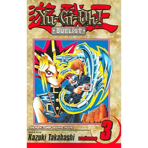 Yu-gi-oh! Duelist 3: The Player Killer of Darkness
