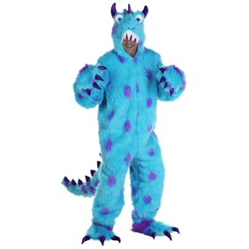 Monsters Inc Boo Deluxe Toddler Costume Walmart Com Walmart Com