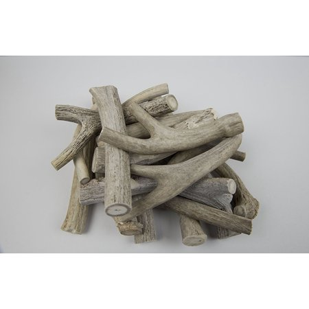 Antler Man C-Grade Antler Pieces - Dog Chews - Sold By The Pound (Pound Dogs)