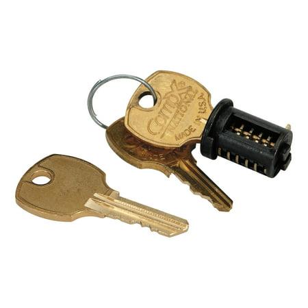 HON Core Removable Lock Kit, Black Core Removable Lock Kit