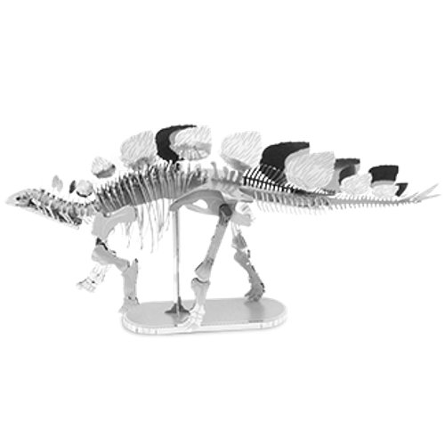 Metal Earth 3D Laser-Cut Model, Stegosaurus