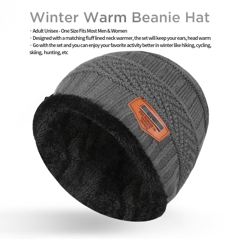 Fashion Knitting Hat Mens Womens I Love Sharks-3 Skull Cap