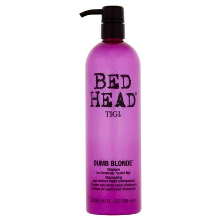 Dumb Blonde Shampoo - Dumb Blonde Shampoo by TIGI for Unisex, 25.36 oz