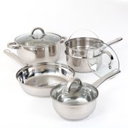 Oster Westmarch 8-piece Cookware Set, Si