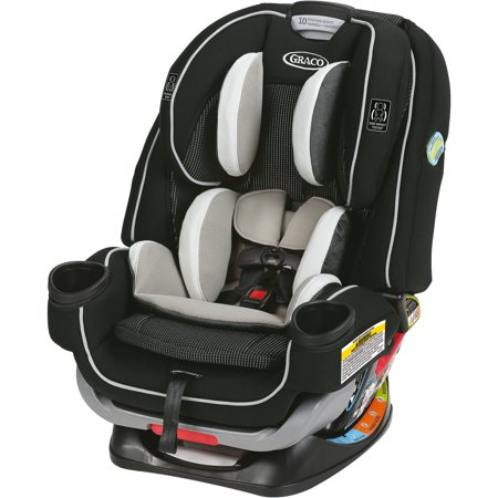 graco 4ever extend2fit 4 in 1 convertible car seat choose your color. Black Bedroom Furniture Sets. Home Design Ideas