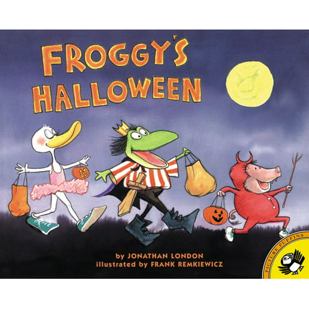 Froggy's Halloween - eBook