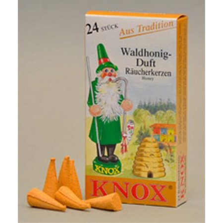 Pinnacle Peak Trading Co Knox Forest Honey Scent German Incense Cone](Portland Trading Co)