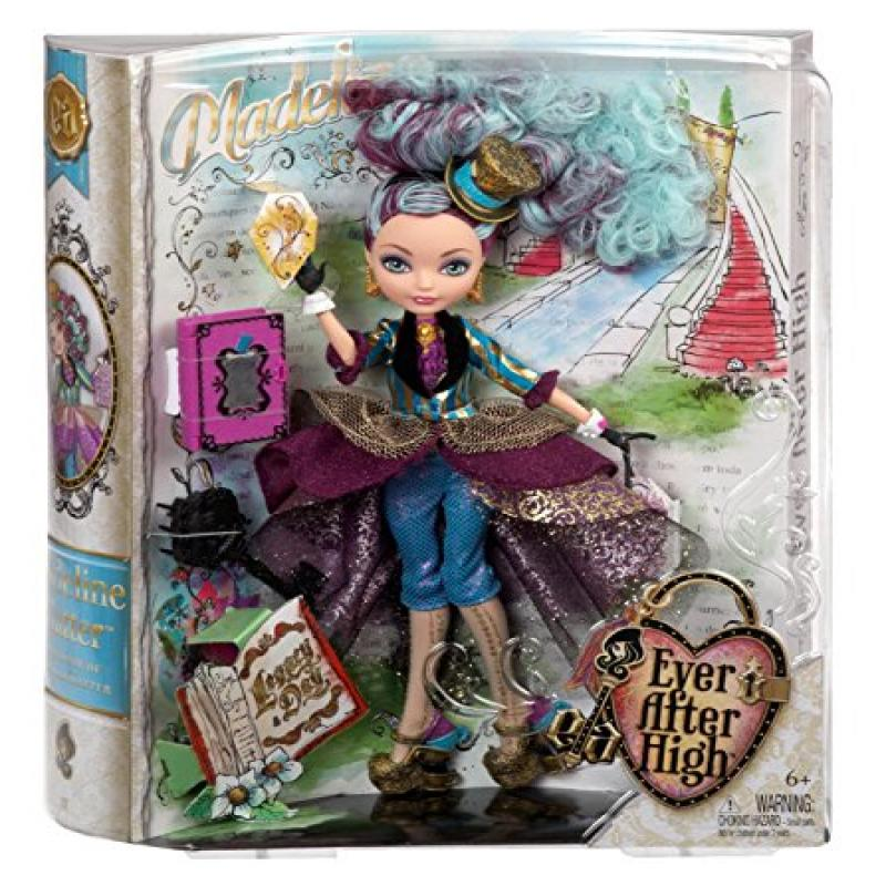 Ever After High Madeline Hatter Legacy Day Series 2 Doll by
