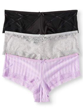 80c0a961a0 Product Image Secret Treasures Ladies Cheeky Panties - 3 pack
