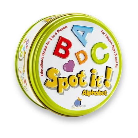 Spot It! Alphabet - Spot It Alphabet
