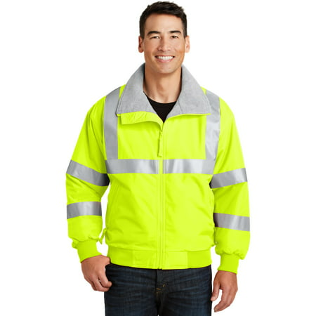 Port Authority Enhanced Visibility Challenger Jacket with Reflective