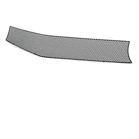 GrillCraft CHE9401B MX Series Black Upper 1pc Mesh Grill Grille Insert for Chevy Camaro Grillcraft Upper Billet Grill