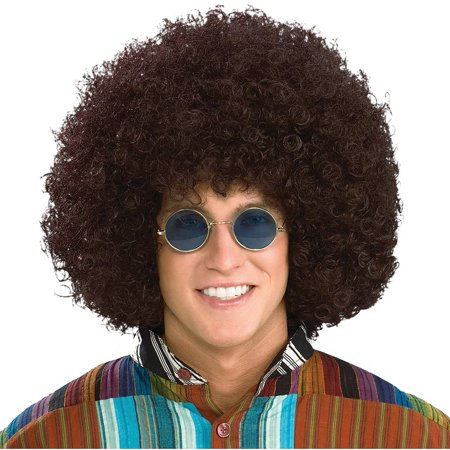 Jumbo Afro Wig Halloween Accessory - Kate Middleton Halloween Wig
