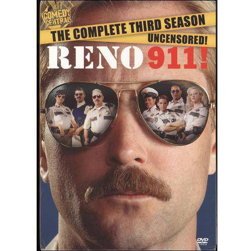 Reno 911!: The Complete Third Season (Uncensored) (Full Frame)