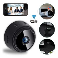 1080P HD Mini IP WIFI Camera Wireless Home Security Night Vision Motion Detection with 32G TFcard