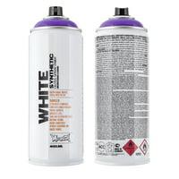 Montana WHITE 400 ml Spray Color, King's Purple