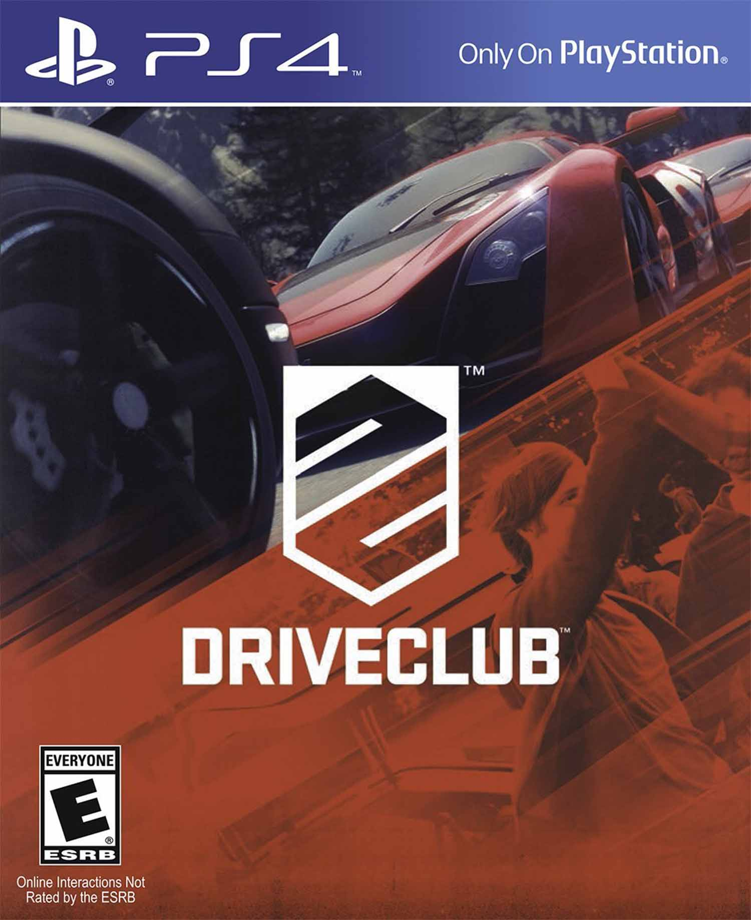 Drive Club for PlayStation 4 by SCEA