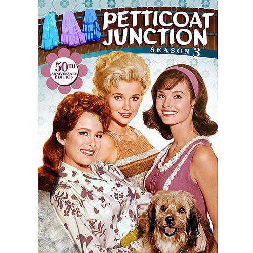Petticoat Junction: The Official Third Season (Walmart Exclusive) (Full Frame, WALMART EXCLUSIVE)